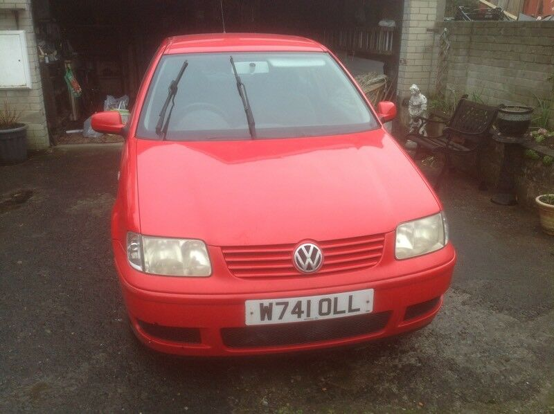 VW polo spares or repairs diesel engine