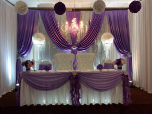 WEDDING DECOR / DECORATIONS AND FLOWERS Cambridge Kitchener Area image 4