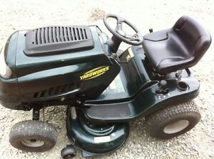 Like new 20 hp lawn tractor