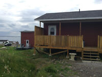 Cottage Penney's vacation home and hsk. Units Fogo island.