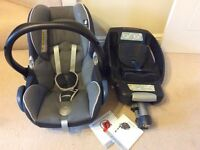 Maxi-Cosi Cabriofix Car Seat With EasyFix Base