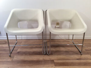 1976 Vintage Chaises Lotus de Artopex-Lotus Chairs by Artopex