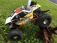 Scorpion axial rock crawler