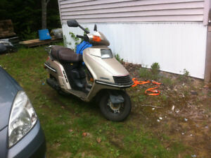 1985 honda elite 250 *** price drop***