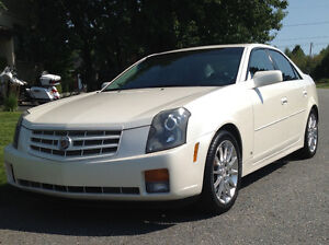 2007 Cadillac CTS Sport Touring Berline