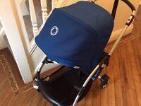 Bugaboo bee pushchair Blue