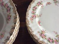 Royal Albert Dimity Rose crockery