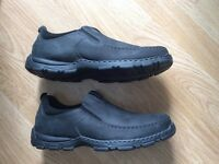MENS HUSH PUPPIE SHOES GREAT QUALITY SIZE 9.5