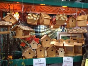 Bird houses and feeder Fonthill Restore