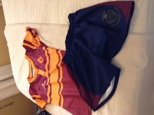 Rugby uniform, St. Peter's