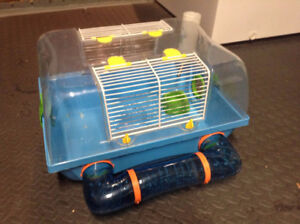 Savic Hamster Cage / Cage Pour Hamster