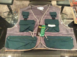 Timber Creek Mesh Fly Fishing Vest