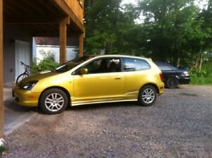2002 Honda Civic ep3/sir Hatchback