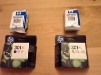 Genuine HP printer cartridges