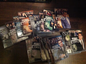 PERRY MASON COMPLETE SERIES=SEASONS 1-9