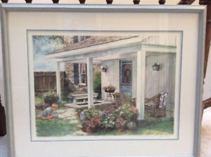 Laura Berry Print - Potted Garden