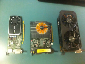Graphics Cards and RAM