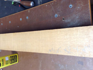 Mahogany neck blanks Martin style one piece
