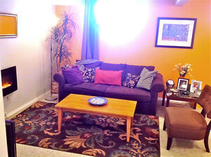 Sunny Furnished Suite - Pet Friendly