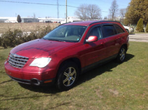 **2007 Chrysler Pacifica, Super Clean, Lots Work Done, As Is**