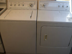 KENMORE WASHER AND DRYER FOR SALE!!