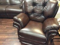 Beautiful traditional arm chair