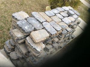 Luxury patio stone mint condition