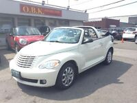 Chrysler PT Cruiser  Convertible Touring 2007