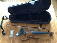 New Stentor violin