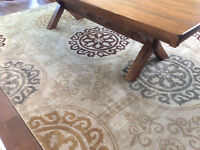 Brand new Orian Area Rug  9 foot X 13 foot  This rug is stunning