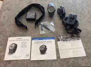 Forunner405CX GPS enabled sportscwatch with wireless sync $95.00