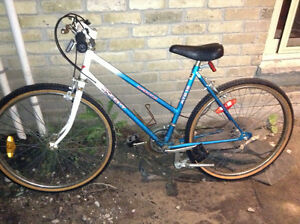 """Great working condition girls 20"""" bicycle for sale"""