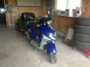 Scooter 150cc 2008