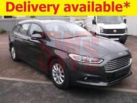 2015 Ford Mondeo Style Estate Econetic TDC 2.0 DAMAGED REPAIRABLE SALVAGE