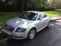 2001 Audi TT 1.8 Quattro Coupe-1 previous owner-full history-April 2018 mot-exceptional