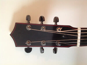 Hand made, Left Handed Steel String Guitar Peterborough Peterborough Area image 4