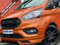 2020 Ford Transit Custom EDITION-VC L2 300 LWB 2.0 170 BHP PANEL VAN Diesel Manu