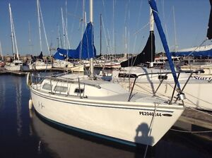 Catalina 25 with trailer and upgrade options