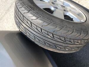 Nissan Versa summer Tires