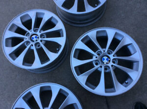 "4 17"" BMW Rims New Condition"