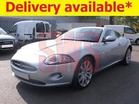 2006 Jaguar XK 4.2 auto DAMAGED REPAIRABLE SALVAGE