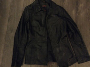 Petite  Women's Leather Jacket
