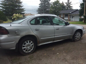 2005 Pontiac Grand Am Familiale