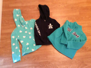 Girls 4t hoodies