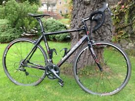 Eddy Merckx Black Amx-1 Road Bike Very Good Condition