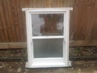 Single Glazed Sash Window