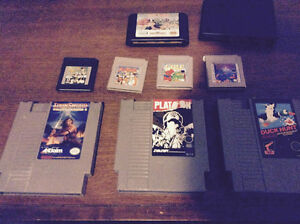 Variety of retro games for sale