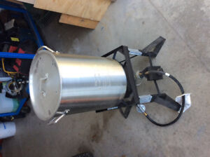 Propane Turkey Cooker