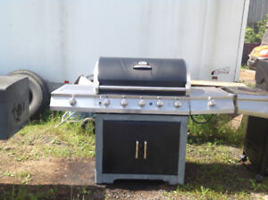 2 Brinkmann barbaques for sale and smoker