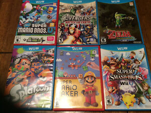 Games for Wii U